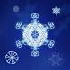 Snowflake Atom Theme