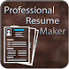 Professional Resume Maker by DSPL