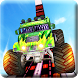 Impossible Tracks Monster Truck Rooftop Stunts by microclip