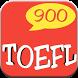 900 Từ vựng Luyện thi TOEFL by Learn English A To Z