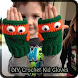 DIY Crochet Kid Gloves by Julia Corwin