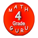 Fourth Grade Kids Math GuruPro by Appraiser Kids Games