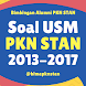 Soal USM PKN STAN 2013-2017