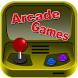 Arcade Games by kang linwei