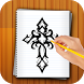 Learn to Draw Tribal Tattoo by Greeting Festival