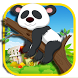 Funny happy panda jumper by Studio Game USA