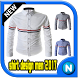 shirt design men 2017 by NursAndi
