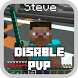 Disable PvP Mod MCPE by Perennia