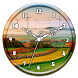Nature Clock Live Wallpaper by Ripple Clocks