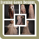Evening Gown Designs by Ahmaddroid