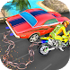 Chained Bikes VS Chained Cars: Free Racing Games
