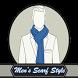 Men Scarf Style by CBD IT Team