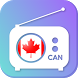 Radio Canada - Radio FM Canada by COCO Radio - Radio FM, Radio Online, Radio App