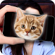 Face Scanner Cats Simulator by Crazy Light Apps