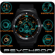 Psychron watch face by Jaral
