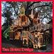 Tree house design by Azzalea