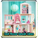 Barbie Doll House by Heidi Haptonseahl