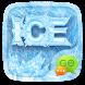 GO SMS ICE THEME by ZT.art