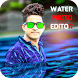 Water Photo Frame Editor : 3D Water Effect by Retro App Club