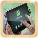 Guide for whatsapp in tablets by WHA TTA LLM
