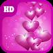Valentine Day HD Live Wallpaper by Muziizen