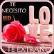 Frases de Te Extraño Mucho by JekApps Inc.