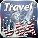 Travel USA by CyberGrafika Studios