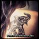 Female Tattoo Design by Magicoss