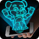 Hologram Fred 3D Simulator by iApps And iGames