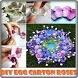 DIY Egg Carton Roses by sarifhid