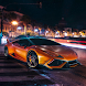 Sports Lamborghini Car Wallpaper by HomeLand Studios