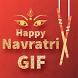 happy navratri GIF 2017 - Dusshera GIF 2017 by Born Developer