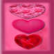 Animated Hearts Live wallpaper by tzouk