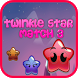 Twinkle Star Match 3 by QAAYA