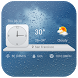 Analog Clock Widget & Weather by Weather Widget Theme Dev Team