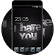 Cool Dark Black Theme: Font & Text Wallpaper HD by Mobo Theme Apps Team
