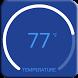 Simple thermometer by OriginalTools