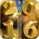 New Year 2016 Zipper Lock by Abso Fun