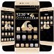 Fine Gold Jewelry Launcher by Cool Launcher Theme