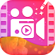 New Year Photo Video Maker by Photo Video Art Editor