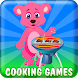 Spicy Salmon Cooking Games by MWE Games