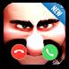 Fake call - Balthazar Bratt by appupgrade