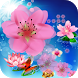 Flower Blossom Match by Gooty Studio