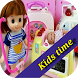Toy Pudding Videos by Kids Time Play