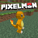 Mod Pixelmon for McPE by Klughpadve