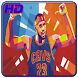 Lebron James Wallpapers HD by Reswari