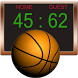 Basketball Score by Santi C