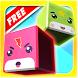 Falling cube LITE by TempsReel3D