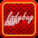 Ladybug Running by Acedev7