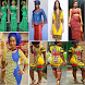 African Fashion & Model Women by Eric BROU